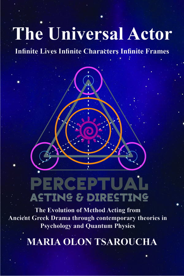the universal actor front cover